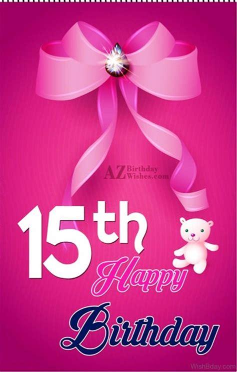 Happy 15th Birthday Cards 36 15th Birthday Wishes