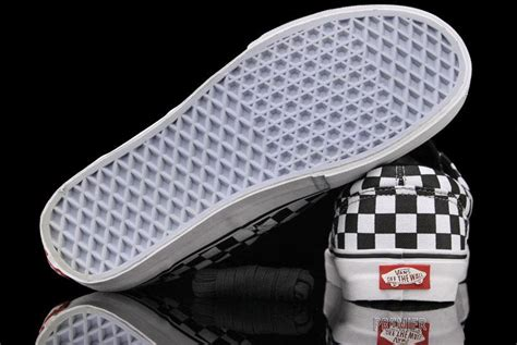 vans checkered pattern vans era pro checkerboard sole collector