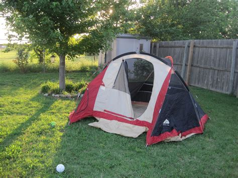 Tent Backyard by Overview For Nickdouglas93