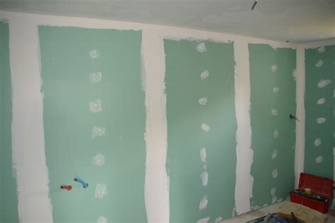 Tarif Pose Placo Plafond by Pose De Cloison En Placo Travaux Renovation Placo N Mes