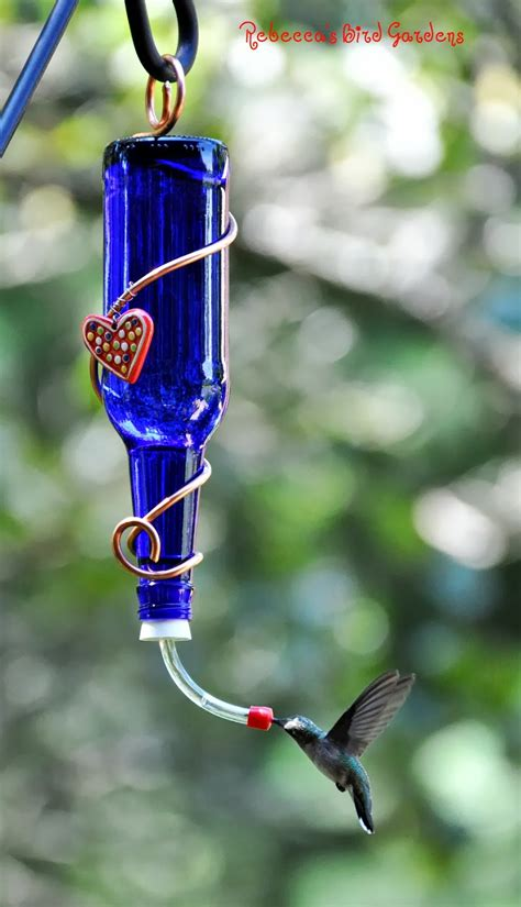 rebecca s bird gardens blog diy fruit and hummingbird feeders