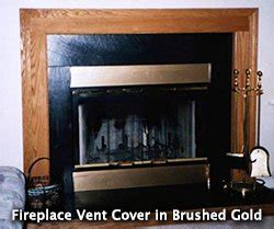 magnetic fireplace vent covers magnetic fireplace vent cover 40 quot x 4