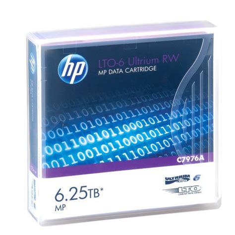 Ibm Data Cartridge Lto 6 2 5tb 6 25tb 00v7590 hp ultrium lto 6 2 5tb data cartridge c7976a