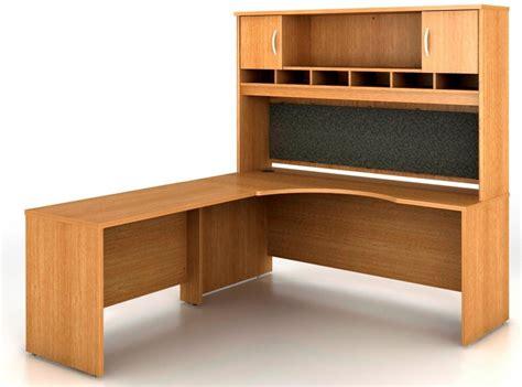 src002lol series c light oak office set from bush
