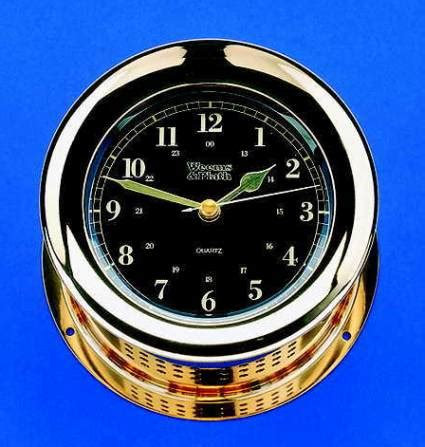 Stereo Atlantis 663 atlantis premiere quartz ship s bell black at ahoycaptain always your best source