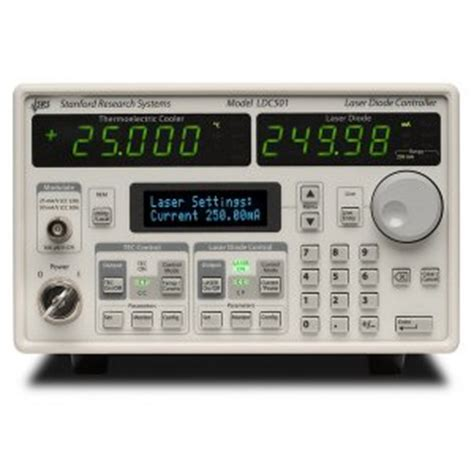 laser diode temperature controller laser diode driver ldc501 integrated temperature controller