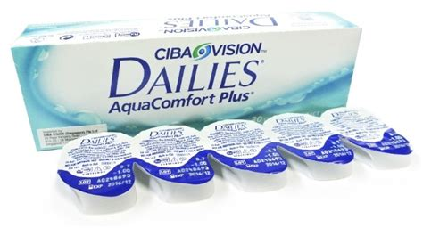 daily aqua comfort plus dailies aquacomfort plus
