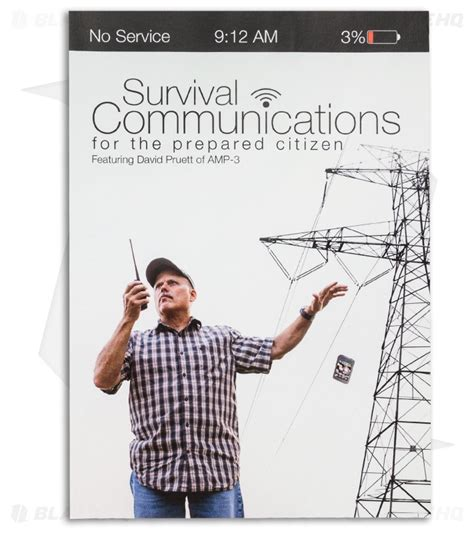 the survival summit survival communications dvd blade hq