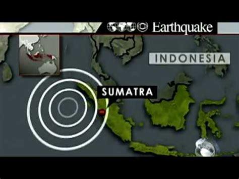 earthquake watch indonesia 7 8 indonesian earthquake hits near sumatra april 7