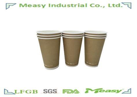 Food Grade Brown Kraft Paper Bowl Lid Paper Bowl Coklat 8oz 240ml one wall kraft paper cups for coffee food grade paper espresso cups