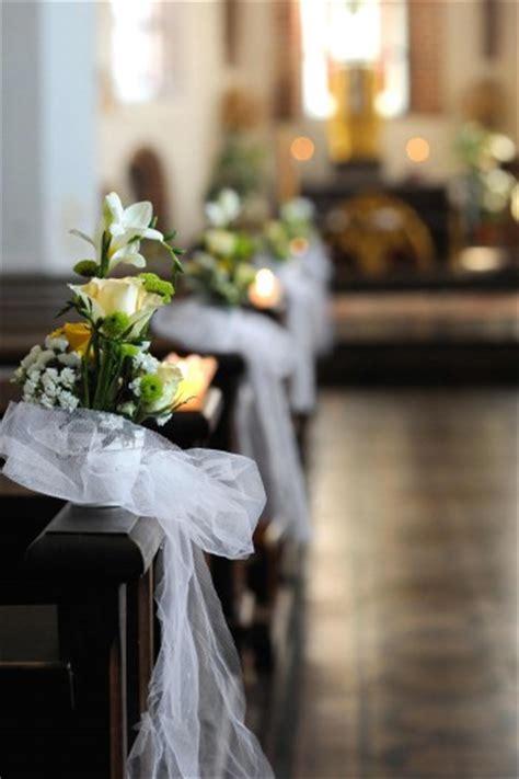 Kirchendeko Hochzeit Kosten by Kirchendeko F 252 R Die Hochzeit Tipps Ideen Infos