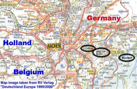 germany netherlands border map sgt edmund m westcott c 32d armor 171 association of 3d