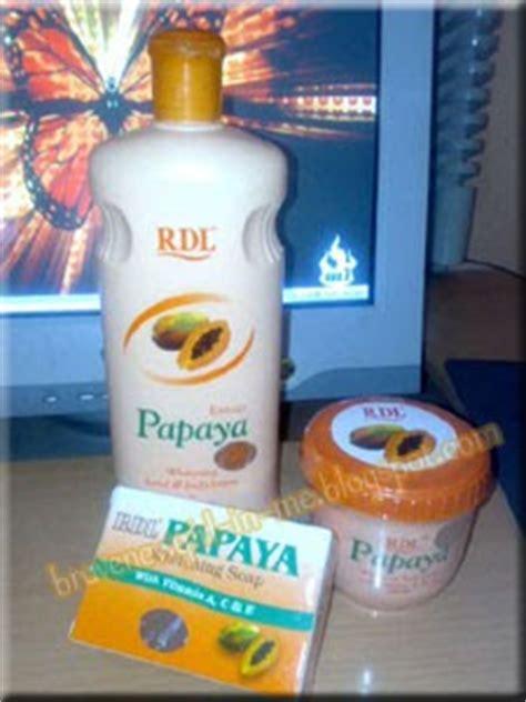Jual Sabun Papaya Rdl produk kecantikan rdl papaya brave new in me
