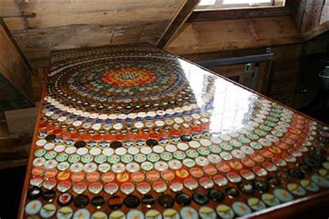 bottle cap bar top bar bar tops bottle