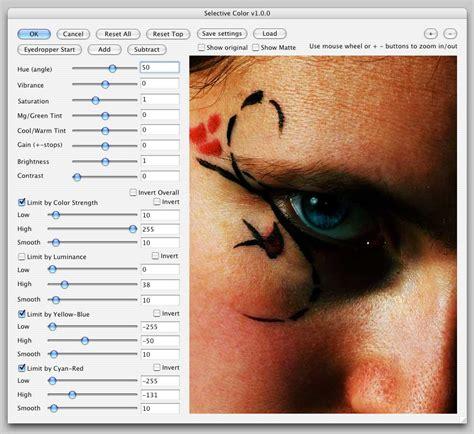colormancer color correction photoshop plugins