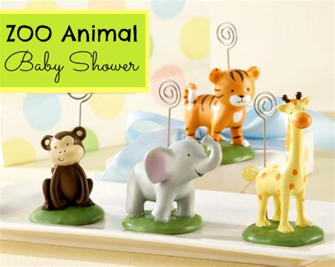 Baby Zoo Animals Baby Shower by Zoo Animal Baby Shower Aa Gifts Baskets Idea