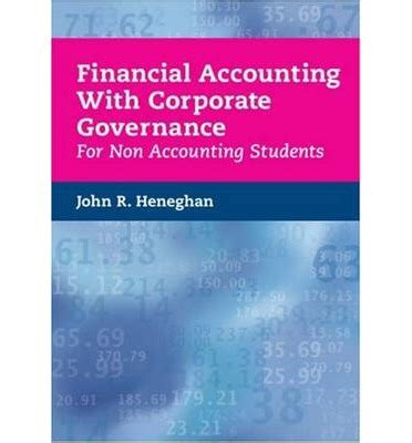 corporate financial accounting books financial accounting with corporate governance for non