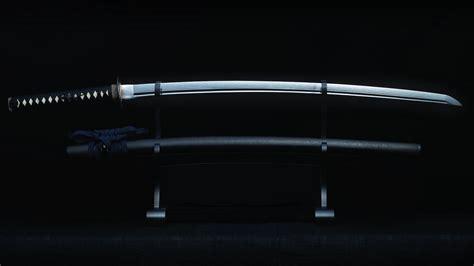 Pedang Samurai Pedang Katana Black katana soul of the samurai awma