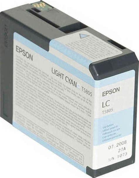 Alvacia Epson 80ml Light Cyan epson t5805 light cyan c13t580500 skroutz gr