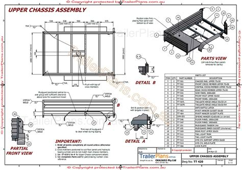 Small A Frame House Plans Free by Custom Trailer Designs Trailer Plans
