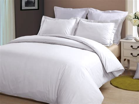 Duvet Sets Yugster 100 Cotton Duvet Sham Set In Or King