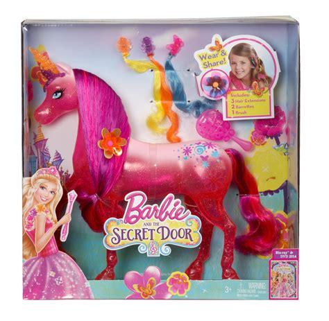 Doll Fairytale Endless Hair Kingdom Unicorn New and the secret door pink unicorn doll