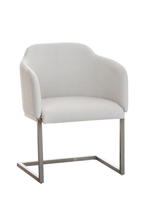 stuhl edelstahl freischwinger stuhl magnus edelstahl stoffbezug