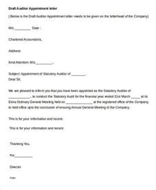 appointment letter format with description appointment letters 18 free word pdf documents