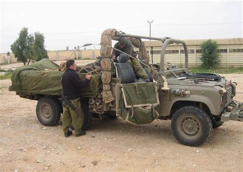 israeli army landie land rover 6x6 8x8 army