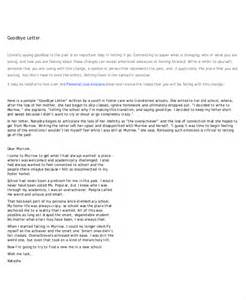 resignation letter to coworkers all resumes 187 farewell letter to colleagues after