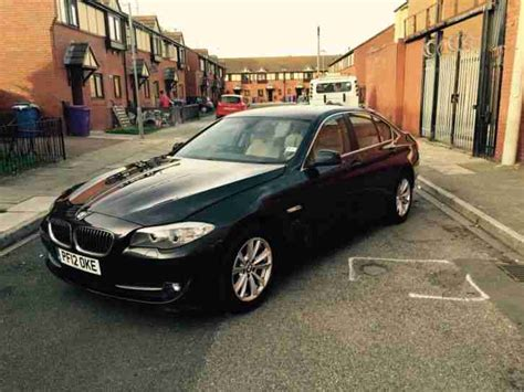 easy bay bmw bmw 2012 5 series 520d f10 dynamics damaged salvage starts