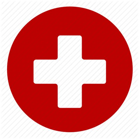 Aid, cross, first help, red cross icon | Icon search engine