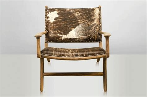 Vintage Style Armchairs by Vintage Armchair Vintage Armchair Cow Skin