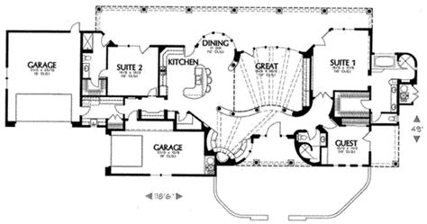 southwestern style house plans adobe southwestern style house plan 3 beds 3 baths