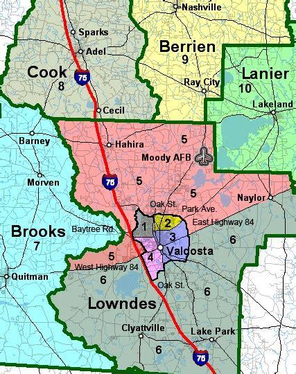 zip code map valdosta ga valdosta zip code map my blog