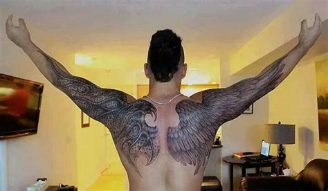 anatomically correct wing tattoo 25 best ideas about back on