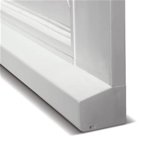 Pvc Sill Window Moulding Premium Vinyl V 4500 Jeld Wen Doors Windows