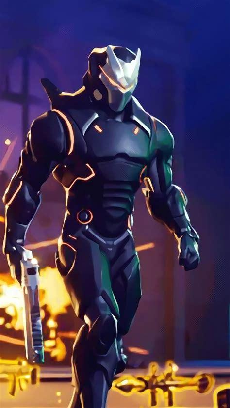 omega skin fortnite video game  wallpaper