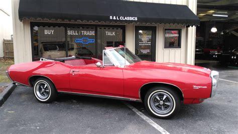 1968 Pontiac Tempest by 1968 Pontiac Tempest Convertible F283 Kissimmee 2016