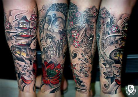 tattoo ganesh significato cosafina tattoo carlos art studio tatuaje buda ganesha
