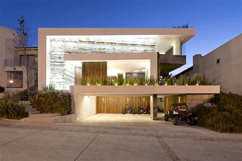 Freshome Creative Family Home In Mexico Providing Opulent Modern