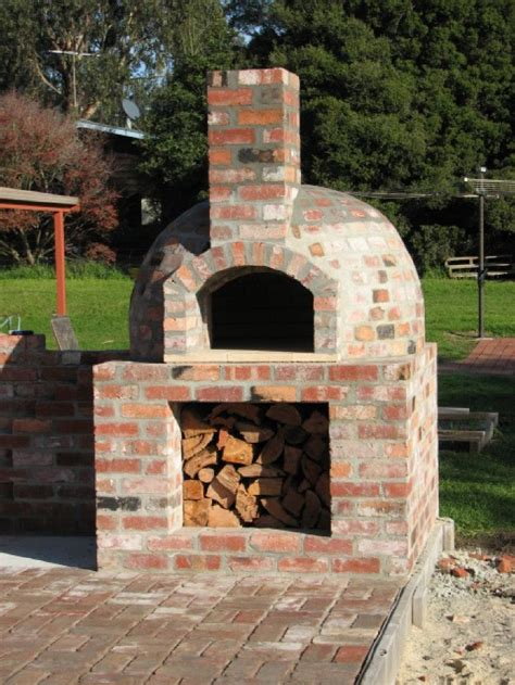 backyard brick pizza oven garden brick oven yahoo search results ovens