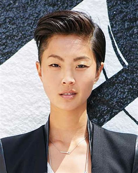 what is the best hairstyle for women with turkey neck pixie haircuts for asian women 18 best short hairstyle