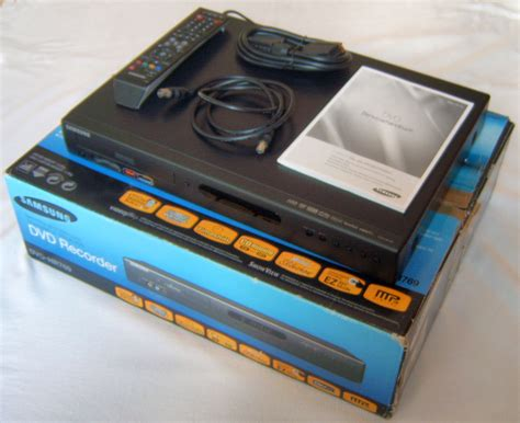 dvd recorder hdmi eingang samsung dvd hr773 dvd hdd recorder 160 gb 265 ore