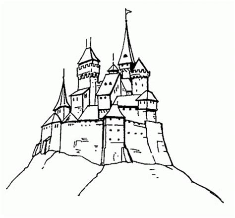arendelle castle coloring page coloring pages frozen castle coloring pages free and