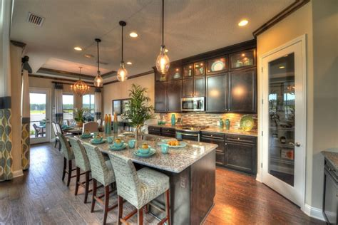 model homes interior design 30 awesome pictures home decorating interior model kitchen