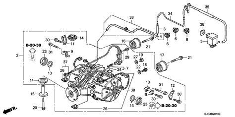 honda ridgeline parts diagram 2007 honda ridgeline parts diagram 34 wiring diagram