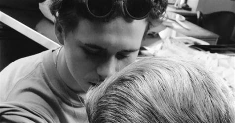 first tattoo questions brooklyn beckham got his first tattoo and the internet has