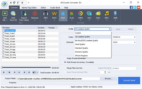 converter audio avs audio converter click to see the full size image