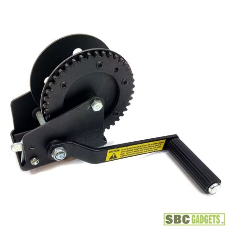 Sellery Winch 1200 Lbs new shelby heavy capacity 1200 lb winch model 5404 ebay